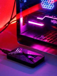 Dyski HDD i SSD serii SureFire Gaming