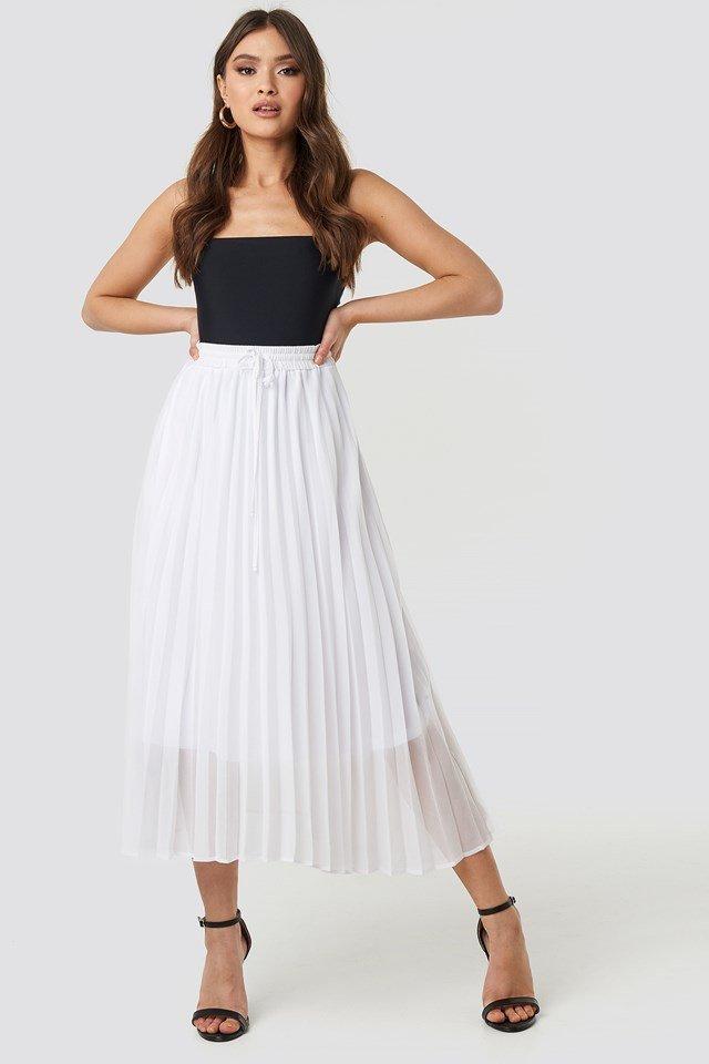 Spódnica z plisą - uzupełnij look na lato!