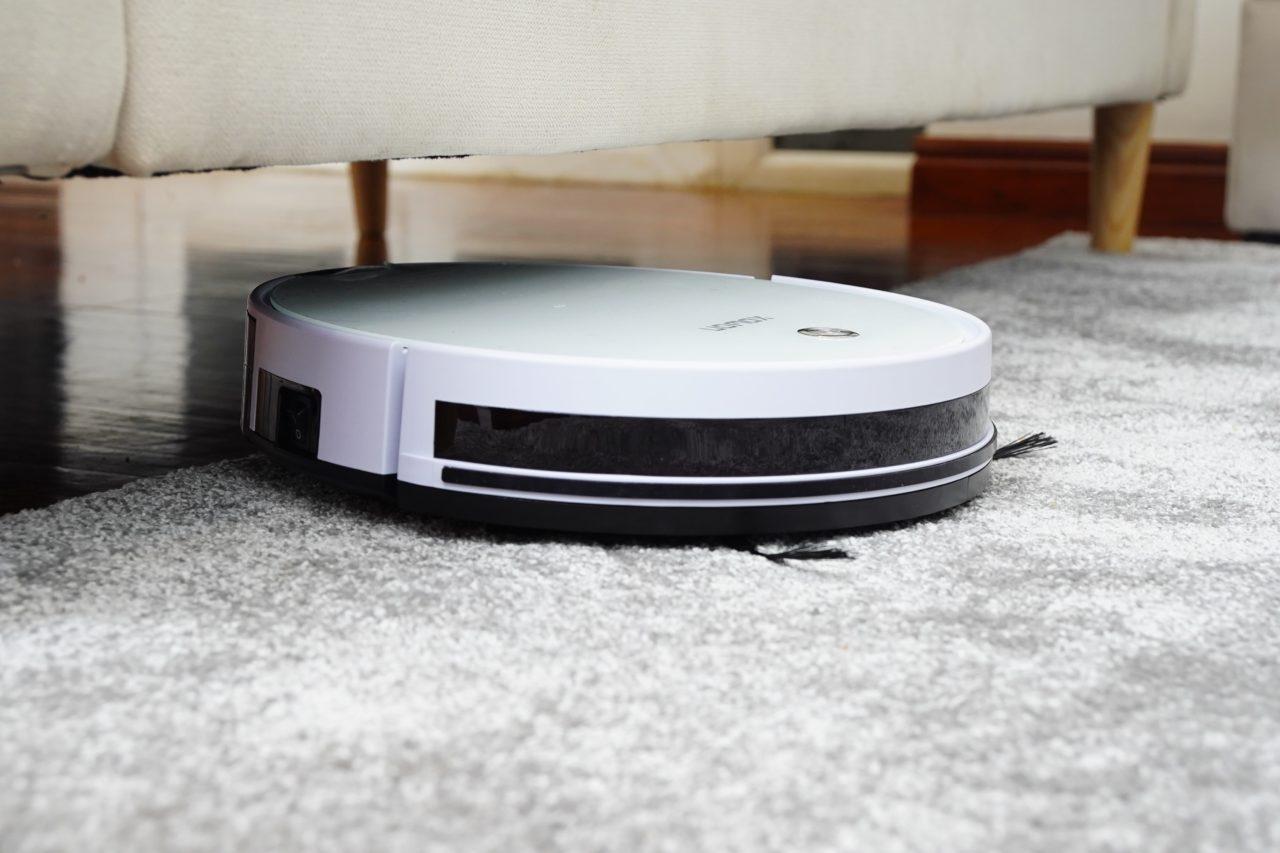 Robot sprzątający zamiast odkurzacza