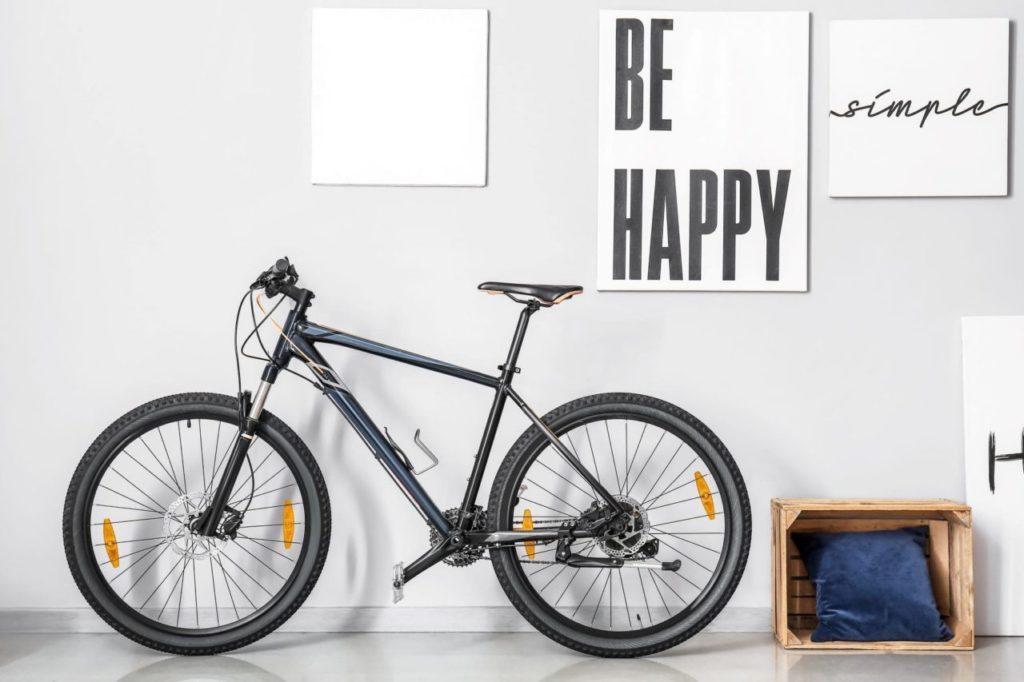 Przechowywanie roweru w mieszkaniu