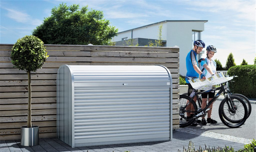 garaże ogrodowe Biohort mają aż 20 lat gwarancji