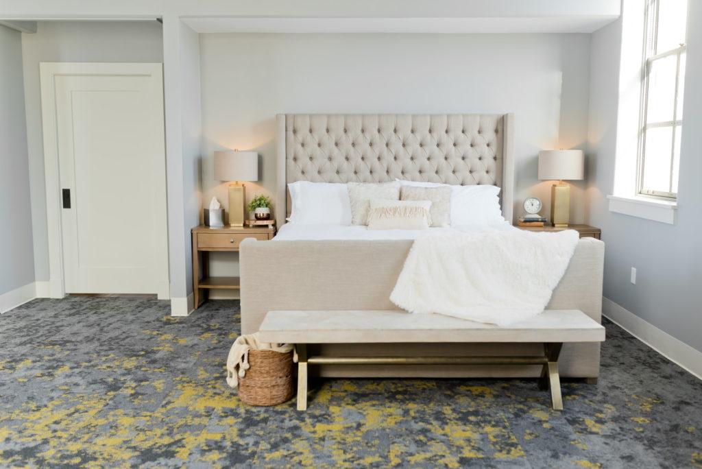 Popularność komfortowych łóżek w stylu kontynentalnym