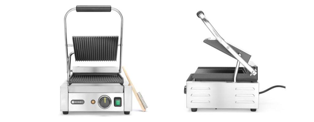 Małe gabaryty, wielkie możliwości czyli kilka zdań o używanym grillu kontaktowym