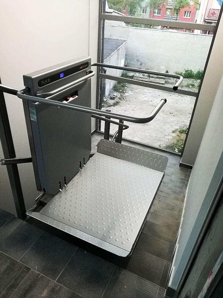 platformy schodowe Ascendor to niezawodne windy z długim okresem gwarancji.