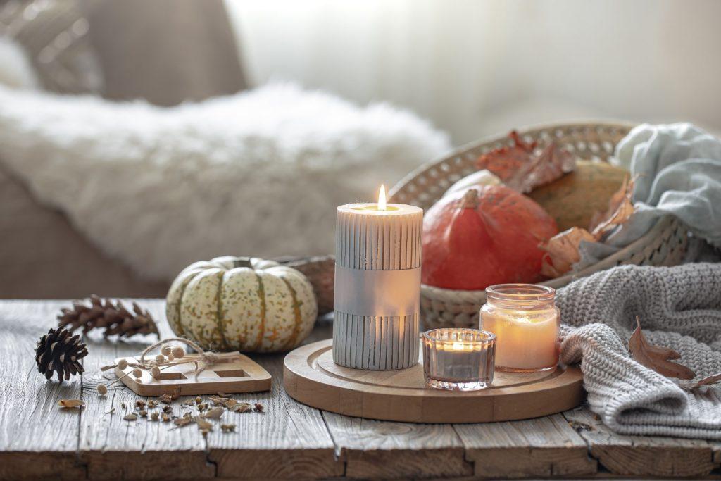 Przygotuj swoje wnętrze na jesień