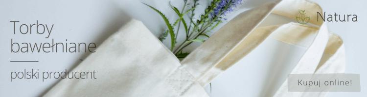 Producent toreb bawełnianych